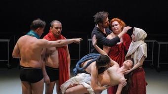 Kortársunk Caravaggio - színházfórum Kolozsváron