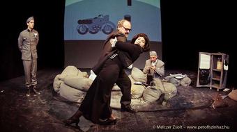 Szarajevóban vendégszerepel a Veszprémi Petőfi Színház