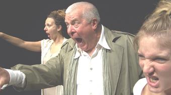 Angéla evangéliuma - Kiss Márton új darabja a Centrál Színházban