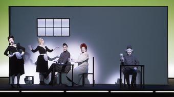 Robert Wilson előadást tart a Vígszínházban