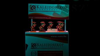 Rekord nézőszám, öt fődíjas a Kaleidoszkóp VersFesztiválon