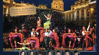 Idén két estén át szólnak az operettek a Budavári Palotakoncerten