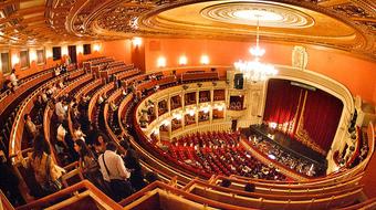 Bukaresti balettbemutató: A szilfid Kobborg koreográfiájával