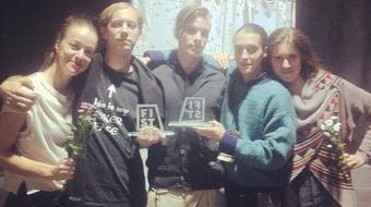 Két díjat is kapott a Trojka Színházi Társulás a FIST-en
