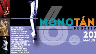 VI. Monotánc Fesztivál a Bethlen Téri Színházban