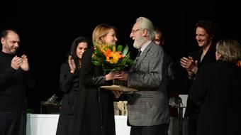 Bakonyi Csilla Domján Edit-díjat kapott