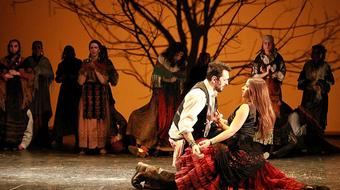 Budapesten vendégszerepel a kaposvári Csiky Gergely Színház