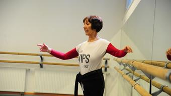 Elhunyt Bretus Mária balettművész