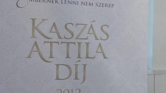A POSZT-on adják át a Kaszás Attila-díjat