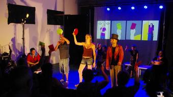 Karaván-előadások a roma értékek fesztiválján