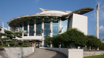 Évadnyitó társulati ülés a Nemzeti Színházban