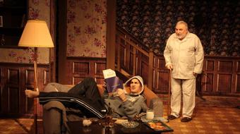 Jobbhorog - A Hazatérés a Zenthe Ferenc Színházban