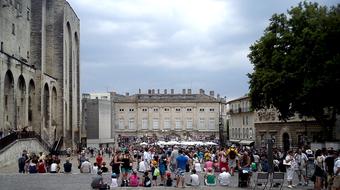 Sztrájk miatt veszélybe kerültek a francia nyári fesztiválok