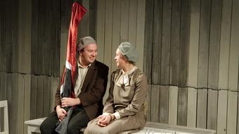 Helver éjszakája - szentpétervári vendégjáték a Vígszínházban
