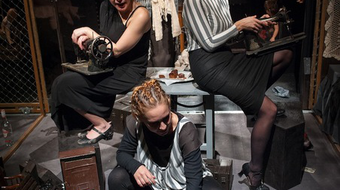Két társulat előadásában láthatja a temesvári közönség ugyanazt a színművet