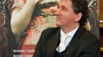 Ókovács Szilveszter az Operaház főigazgatója