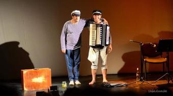 VodkaPolka - Az Aradi Kamaraszínház vendégjátéka a Mikroszínpadon