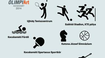 II. OlimpiART Művészolimpia Kecskeméten