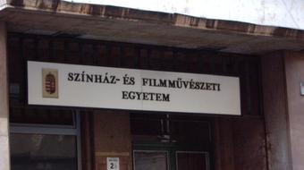 Októberben is szakmai programokon az SZFE hallgatói