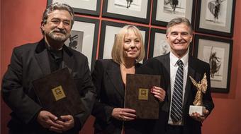Átadták az idei Aase- és Ivánka Csaba-díjakat