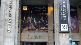 Kiírták a pályázatot négy fővárosi színház vezetésére