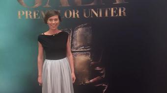 Berekméri Katalin Uniter-díjat kapott