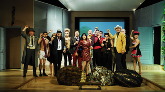 A hülyéje – Premier a Szegedi Nemzeti Színházban