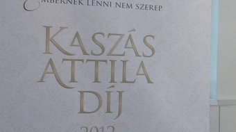 Borovics Tamás kapta a Kaszás Attila-díjat