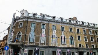 Szabadtéri előadást tartottak a bukaresti zsidó színház épületéért
