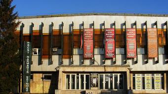 Pintér Béla és Vidnyánszky Attila a Pécsi Harmadik Színház műsorán
