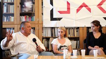 Mi az a színház, mi az a kritika? – Színházi vita a JAK-táborban