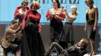 Őrült nők… játéka - a Merénylet előbemutatójáról