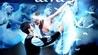 Ismét Magyarországon a Kiev City Ballet