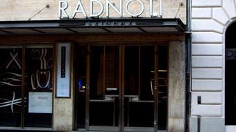 Ráhangoló és Vasárnapi Szalon januárban és februárban a Radnóti Színházban