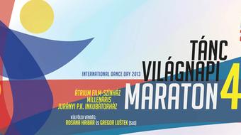 Három helyszínen várja a látogatókat a 4. Tánc Világnapi Maraton