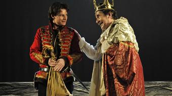 Nemzeti kincsünk – János vitéz a Kolibri Színházban
