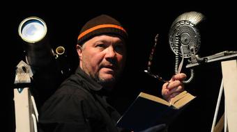 Hannus Zoltánt díjazta a Bábművészek Szövetsége
