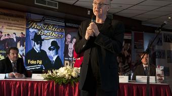 Szikora János a székesfehérvári Vörösmarty Színház igazgatója