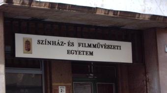 Projektzárás a Színház- és Filmművészeti Egyetemen