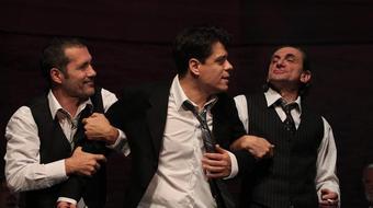 Rokonok – A tatabányai színház vendégjátéka a Tháliában