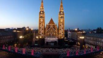 Pénteken kezdődik a Szegedi Szabadtéri Játékok