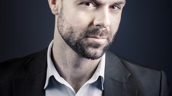 Grecsó Zoltán bemutatkozása az IKF-en