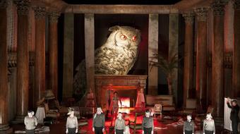 Mundruczó operát rendezett Lugosi Bélával a főszerepben