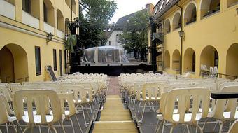 Nyári zenés esték a székesfehérvári Pelikán Udvarban