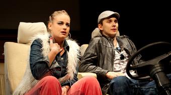 Kicsi nyuszi, karamazov, Road movie és Fajok: színház az EFOTT-on