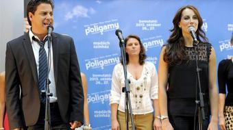 Poligamy címmel mutat be új musicalt a Madách Színház