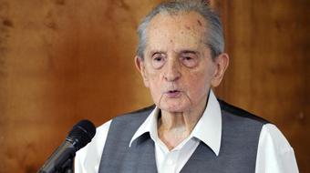 Székely György színháztörténészt október 24-én búcsúztatják