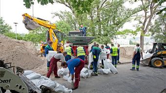 Csúszik a Margitszigeti Szabadtéri Színpad megnyitása az árvíz miatt