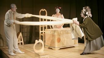 A Radnótiban vendégeskedik a Bukaresti Nemzeti Színház