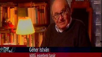 Elhunyt Géher István